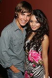 Maybe seeing him as a sweet boyfriend to Vanessa Hudgens started our crush.