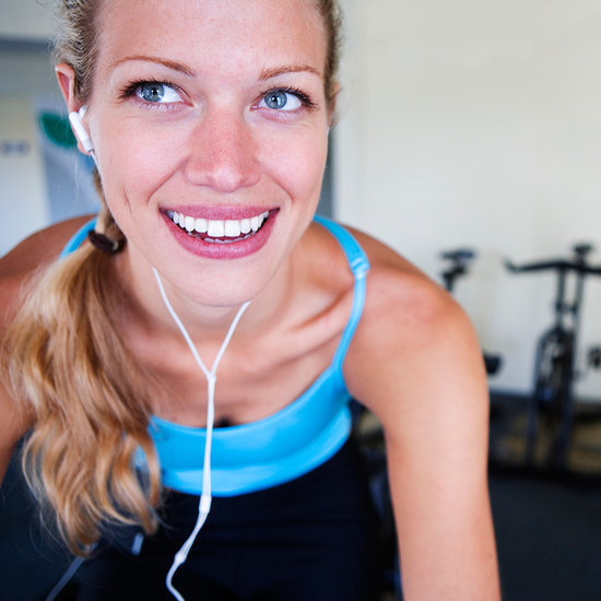 20-Minute Stationary Bike Workout With Playlist
