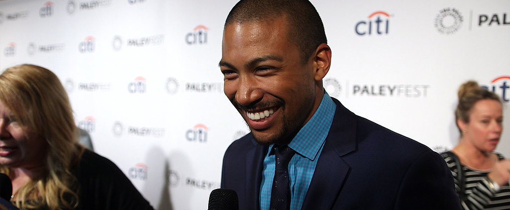 Charles Michael Davis Explains the Guy Psychology Behind Marcel's Rebound