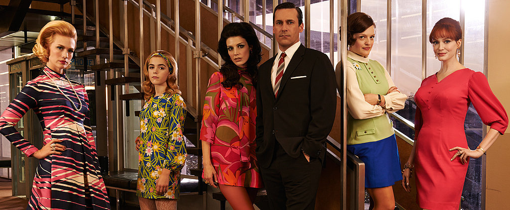The Mad Men Cast Is Already Mourning the End