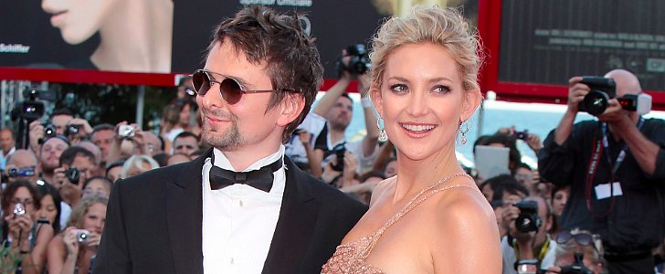 Kate Hudson and Fiancé Matthew Bellamy Reunite