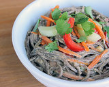 Thai Peanut Soba Noodles