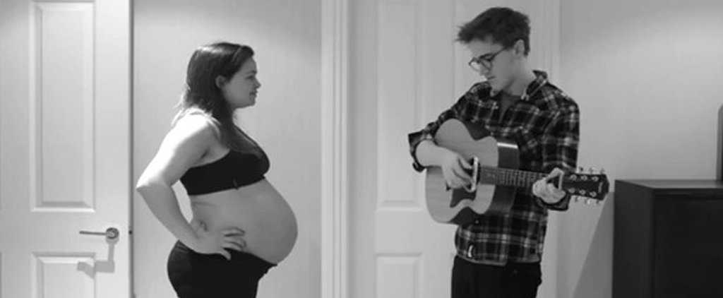 Dad-to-Be Makes the Sweetest Video You'll Ever See