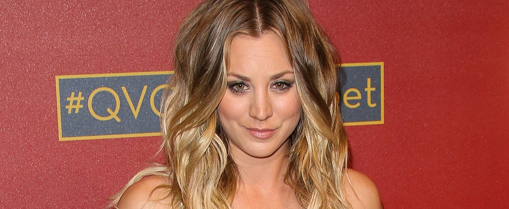 See Kaley Cuoco's Adorable New Tattoo