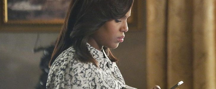 Get the Scoop Behind Olivia Pope's Wardrobe From Scandal