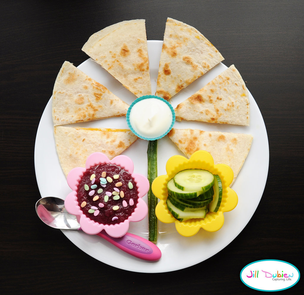 Quesadilla Flower