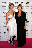 Sarah-Jane Clarke and Heidi Middleton at the Yen Magazine Young Women of the Year Awards