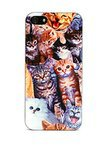 Let's see . . . how many cats can you fit onto one iPhone 5 case ($20)?
