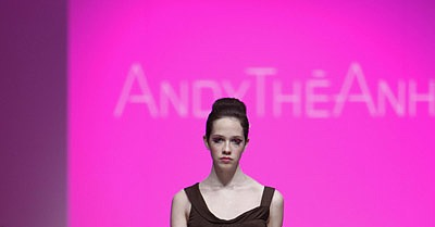 L'Oreal Toronto Fashion Week: The-Anh's Spring 2009
