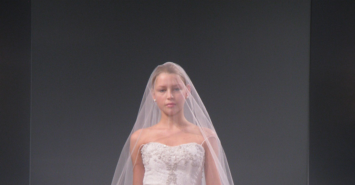 New York Bridal Market: Monique Lhuillier Bride Fall 2009