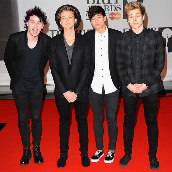 5 Seconds Of Summer; She Looks So Perfect; Luke Hemmings