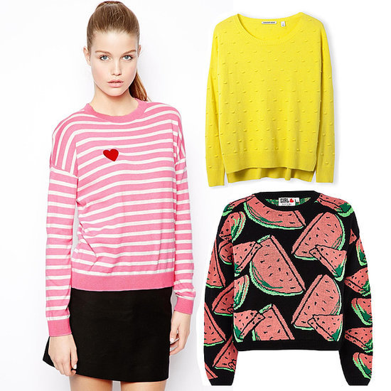 Shop Cute Autumn Knits and Jumpers Under $100