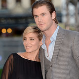 Chris Hemsworth and Elsa Pataky's Twin Boys Tristan & Sasha