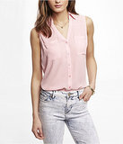 Express Sleeveless Portofino Shirt ($45)