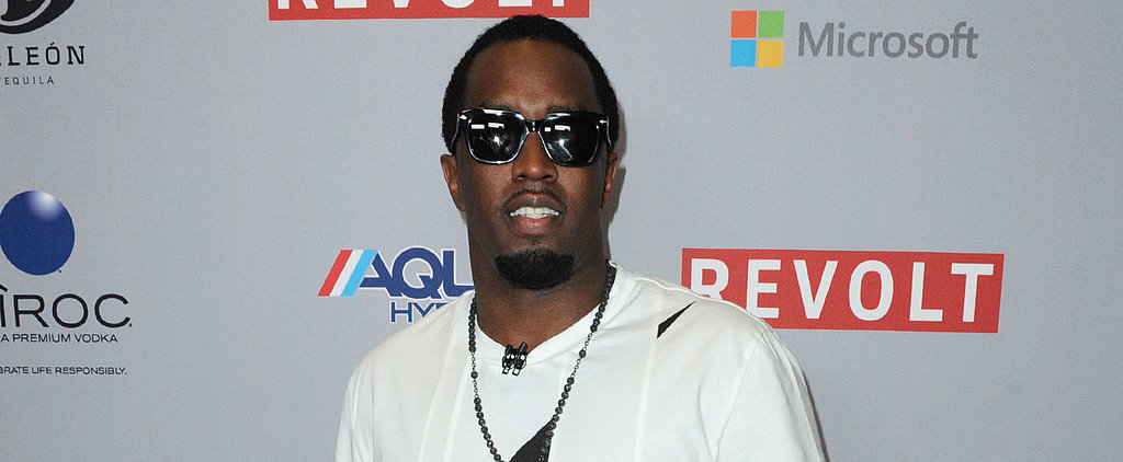 "Sean Combs Doesn't Want Want to Be Called ""Diddy"" Anymore"