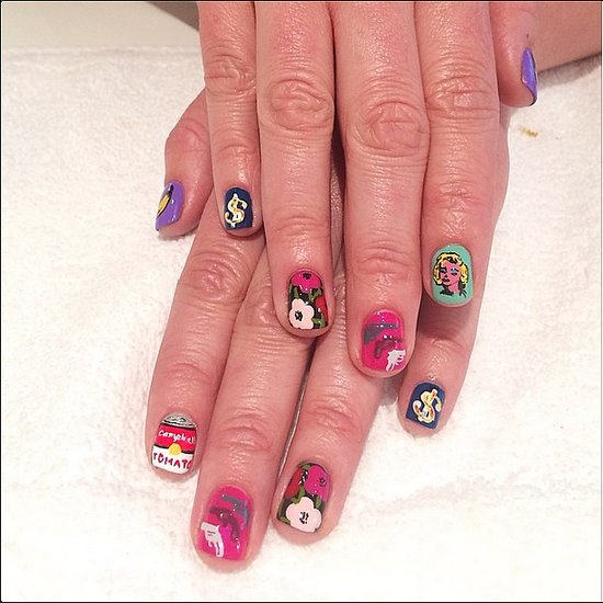 Ready, Set, DIY! The Best Festival Nail Art on Instagram