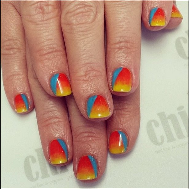 Sunset Polish