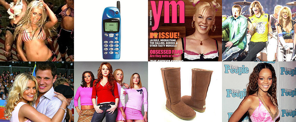 You Know You Were a Teenager in the 2000s If . . .
