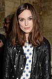 Keira Knightley's Natural Waves