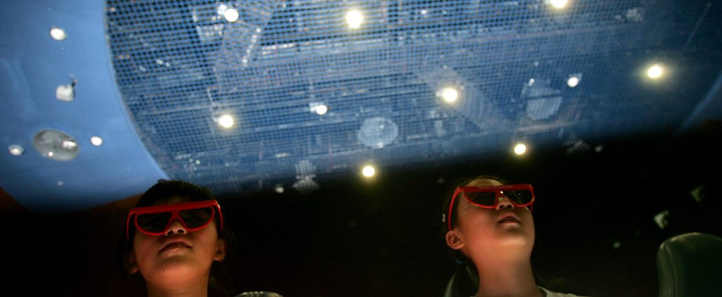 It's Here! The First 4D Movie Theater in the US, That Is