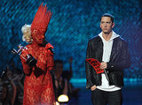 She Kind of Freaked Out Eminem While Accepting Her VMA