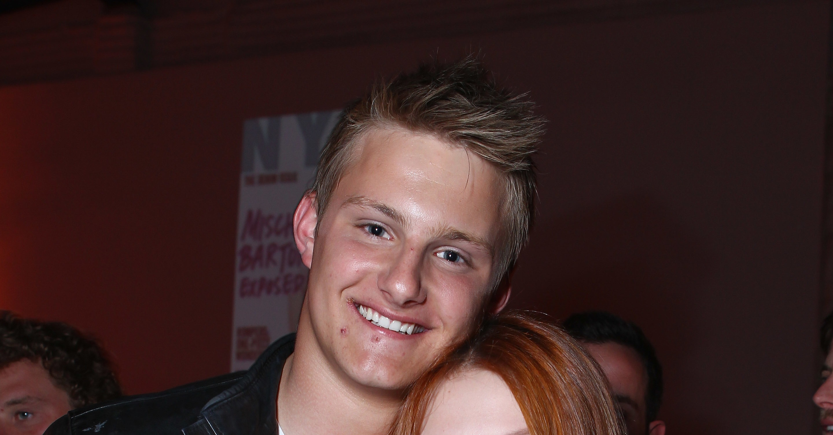 Jacqueline Emerson And Alexander Ludwig Hookup