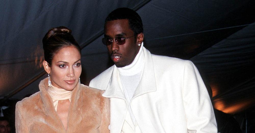 Jennifer Lopez and Sean Combs — 1999 | 75 Unforgettable Met Gala ... Jennifer Lopez