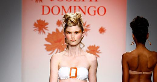 Los Angeles Fashion Week: Joseph Domingo Spring 2009
