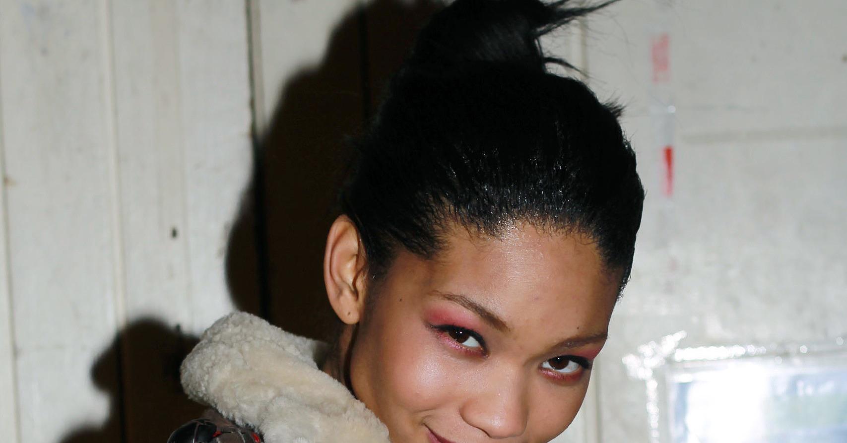 Chanel iman sister