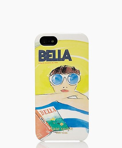Bella iPhone 5 Case
