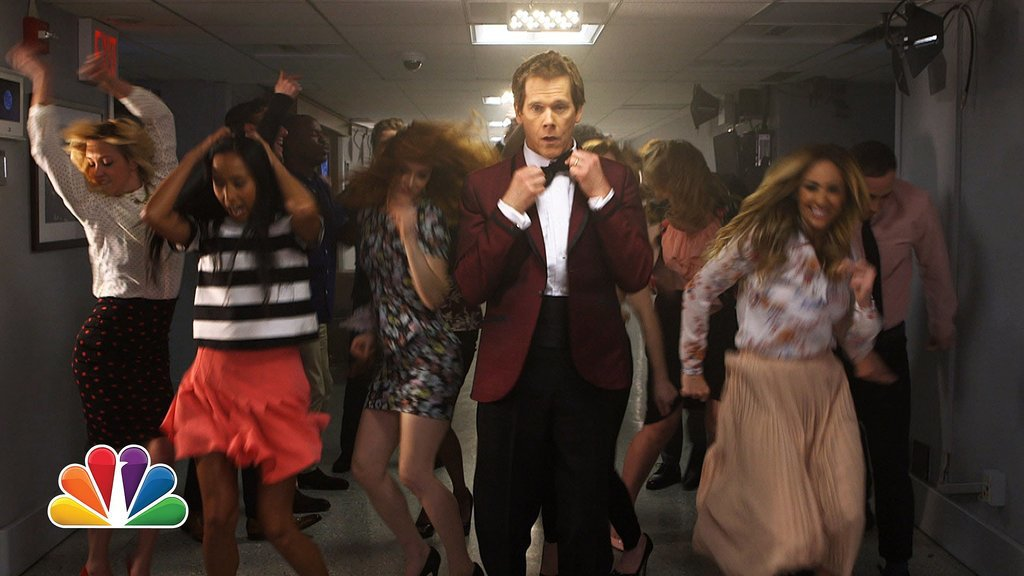 Best Footloose Reboot: Kevin Bacon on The Tonight Show