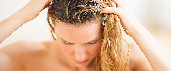 Brighten Blond Hair at Home Using Just 3 Ingredients
