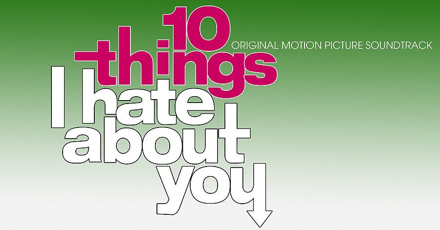 10 things i hate about you music: