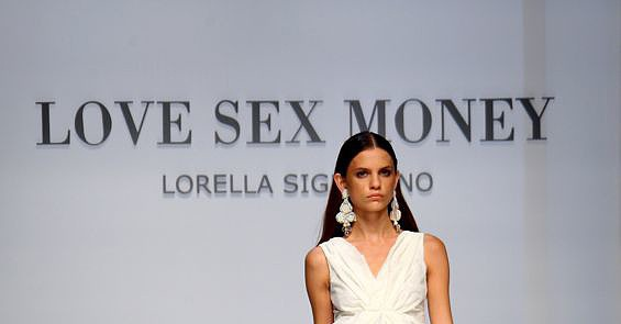 Milan Fashion Week: Love, Sex, Money Spring 2009