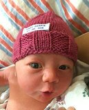 """Several grateful patients have even provided me a gift of yarn to allow me to create additional hats for other babies,"" Sansonetti says. To keep track of his creations, Sansonetti takes a photo of the baby in their new beanie and posts it to his blog. Even as his patient load grows, the doctor plans to continue his tradition.  ""It provides a great deal of happiness for me in addition to providing an abundance of joy for the new parents."" Source: Dr. Robert Sansonetti"