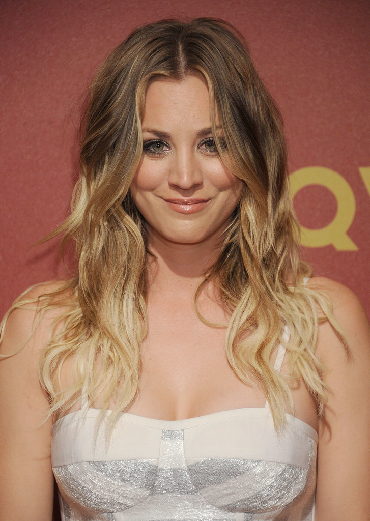 Kaley Cuoco Funny Quotes Quotesgram