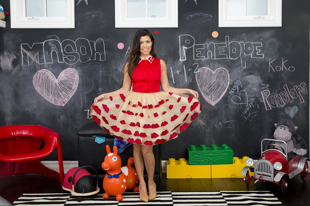 Kourtney Kardashian Brings Some Magic to Her Kids' Lives