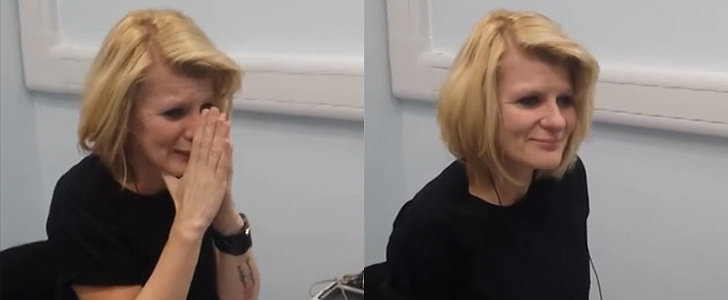 Friday Feel-Good: 40-Year-Old Woman Hears For the First Time