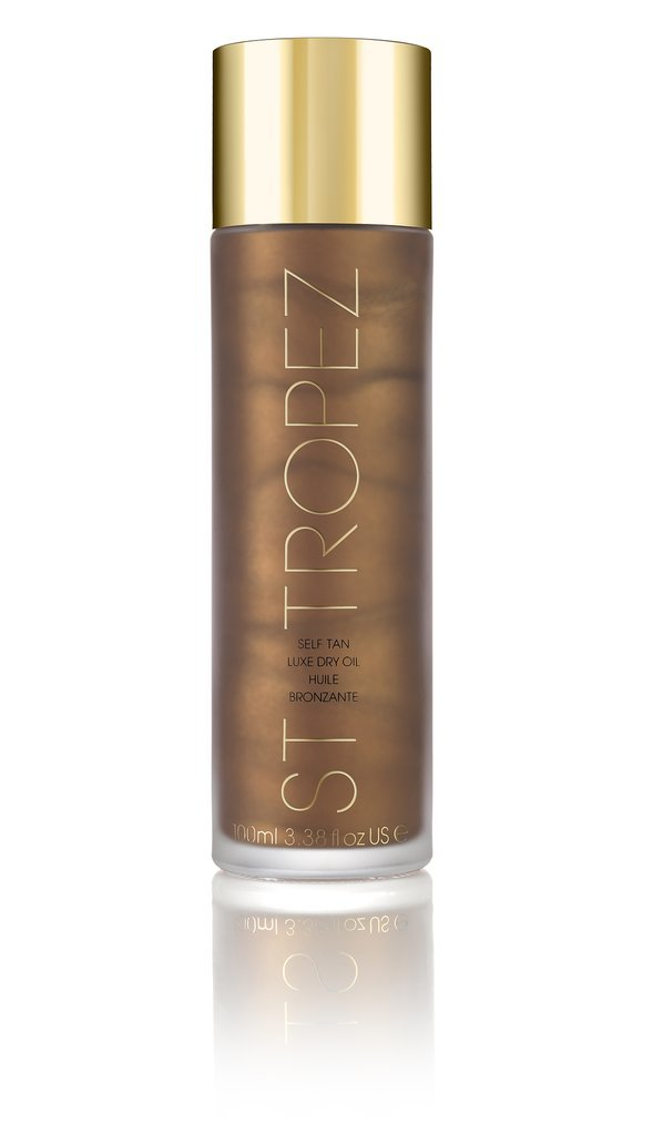 St. Tropez Tanning Essentials Oil