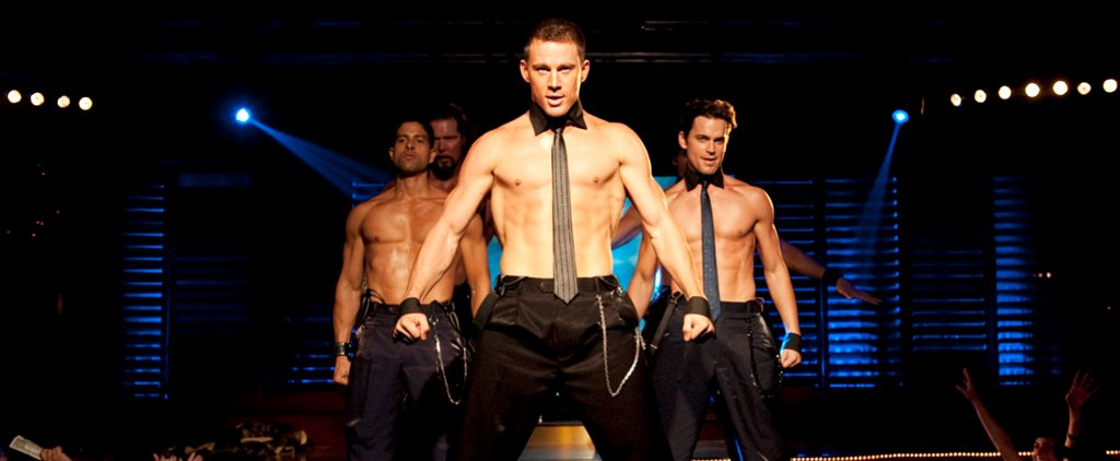 You Might Not Be Seeing Matthew McConaughey's Butt in Magic Mike XXL