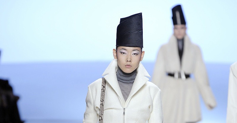 Paris Snapshots: Louis Vuitton Fall 08 Fashion Show