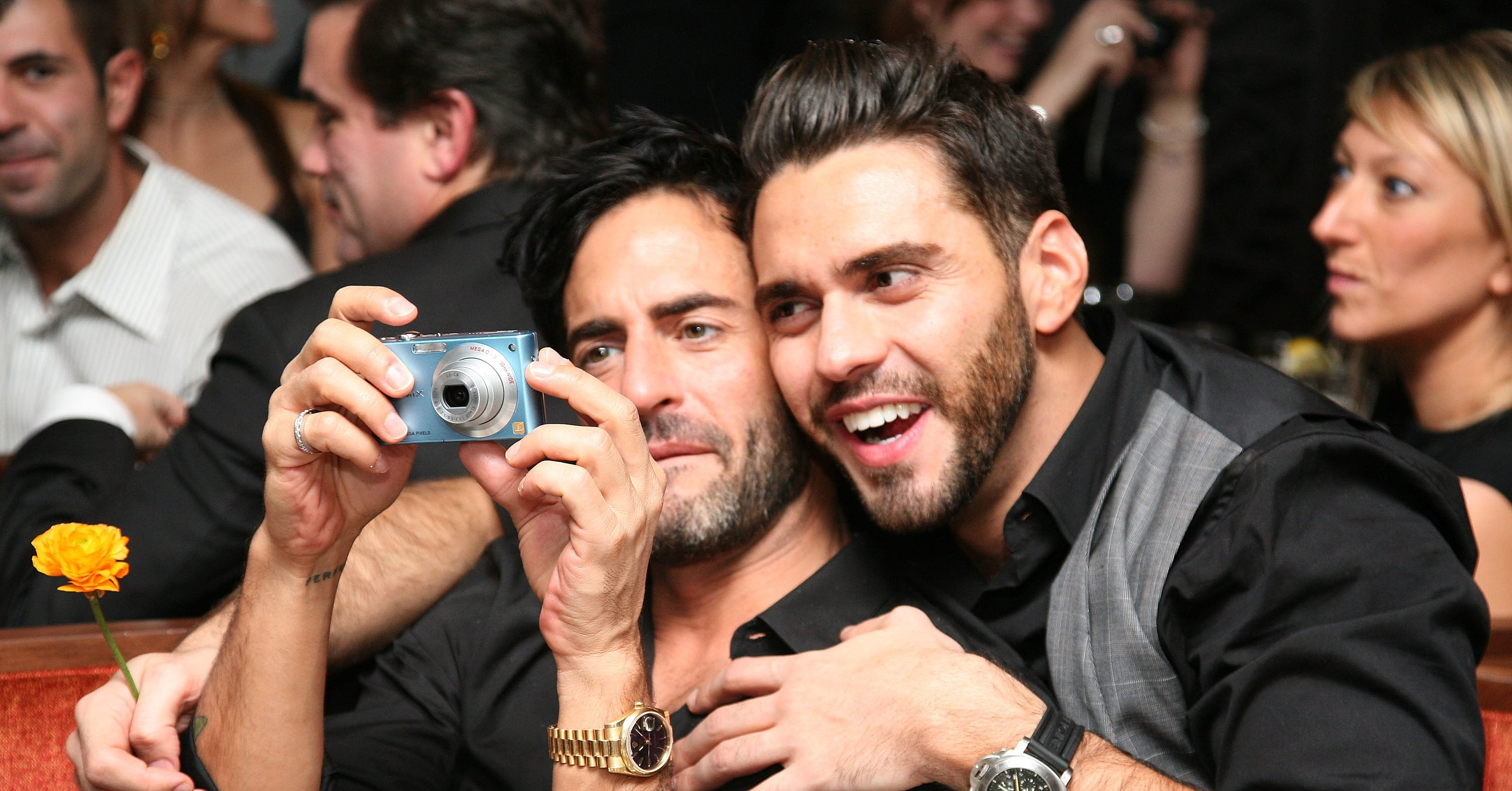 Marc Jacobs Dances the Scandal Away