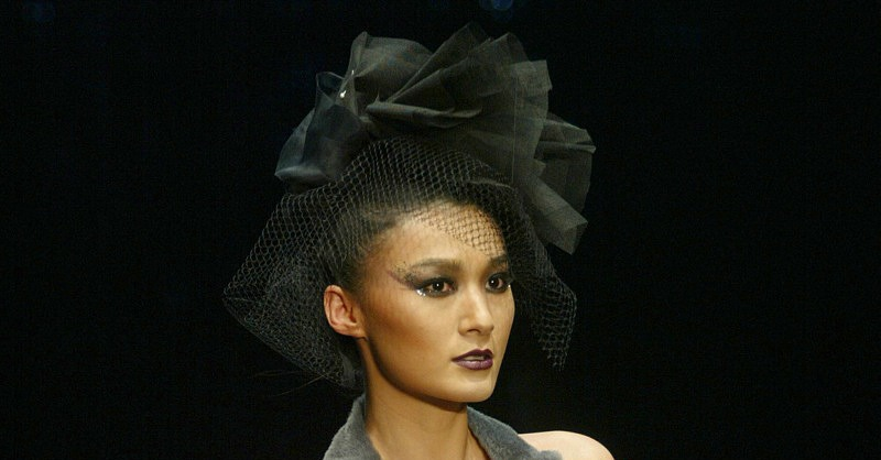 China Fashion Week: Chongfu Spring 2009