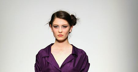 Air New Zealand Fashion Week 2008: Deborah Sweeney
