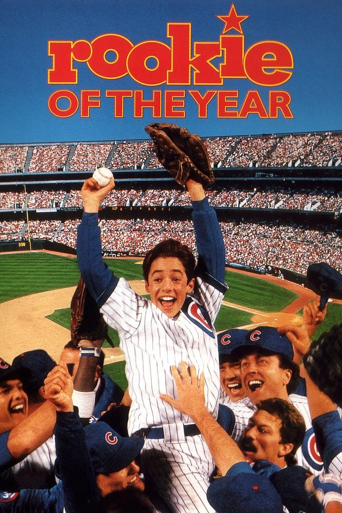 Following in The Sandlot's footsteps came 1993's Rookie of the Year.