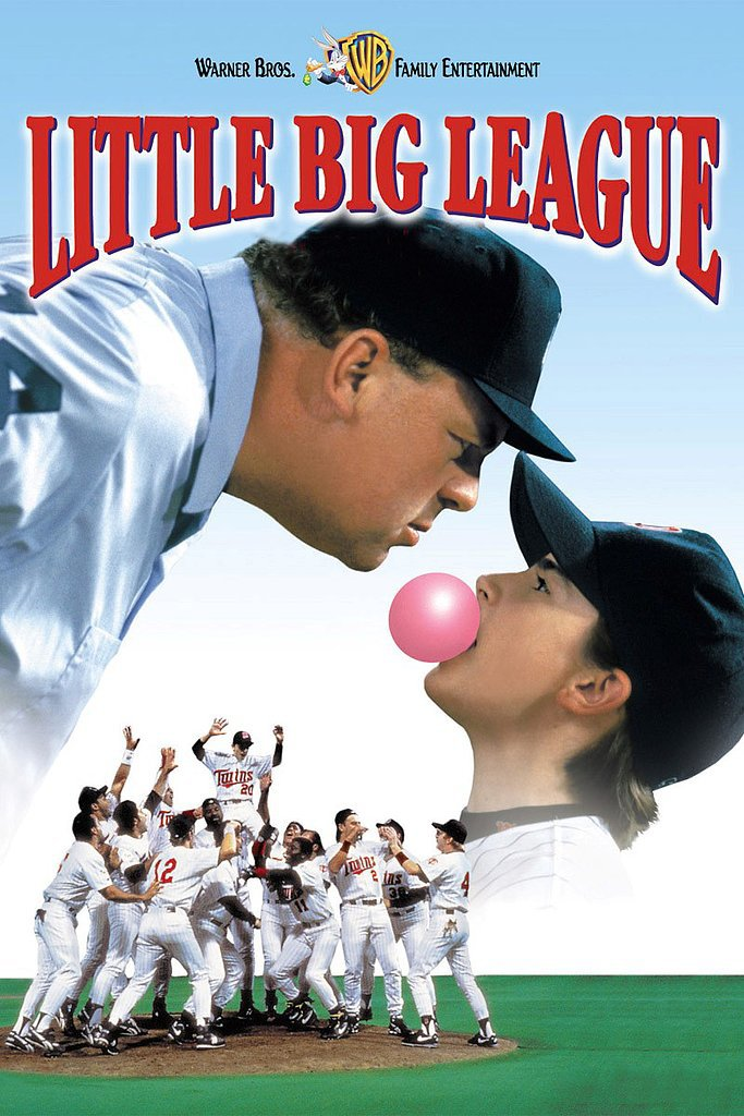 Little Big League in 1994 featured yet another superstar child, this time playing coach.