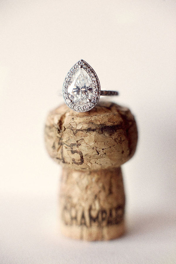 2. Ring on Champagne Cork