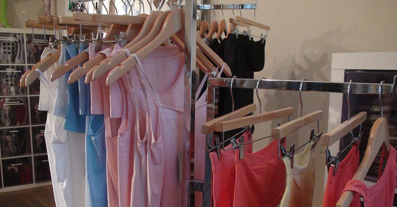 In The Showroom: Falke Spring 09