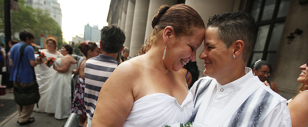 Here's What Happens the Day a Country Legalizes Same-Sex Marriage