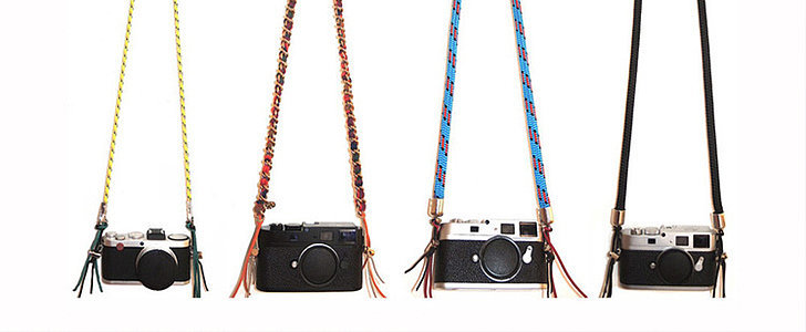 10 Crazy-Cute Camera Straps For Spring
